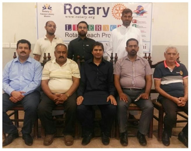 Rotary Meeting Group