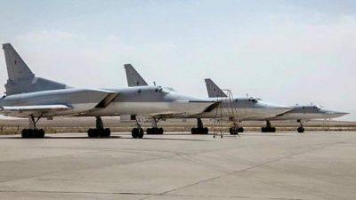 Russian Bomber Aircraft