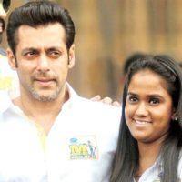 Salman Khan's Sister Arpita