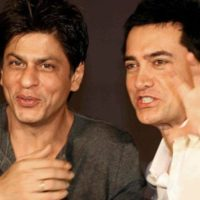 Shahrukh Khan and Aamir