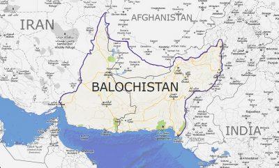 Sindh and Balochistan