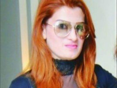 Singer Masooma Khalid