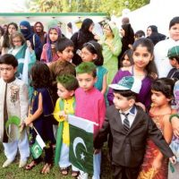 Switzerland Pakistan Independence Ceremony