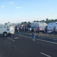 Turkey Police Man Killed