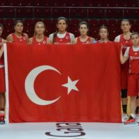 Turkey Women's Basketball Team