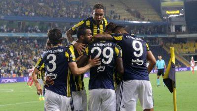 Turkish Football Club Fenerbahçe
