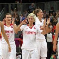 Turkish women's basketball team