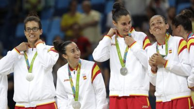 US Women Win Olympic Basketball Gold