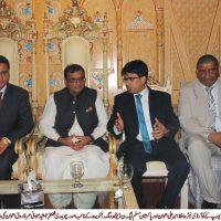 Umar Farooq Awan Weeding