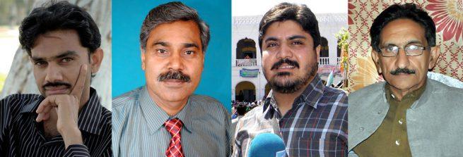 Members Taxila Press Club