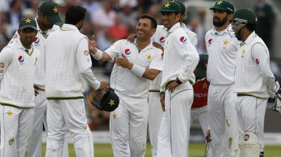 Pakistan Test Team