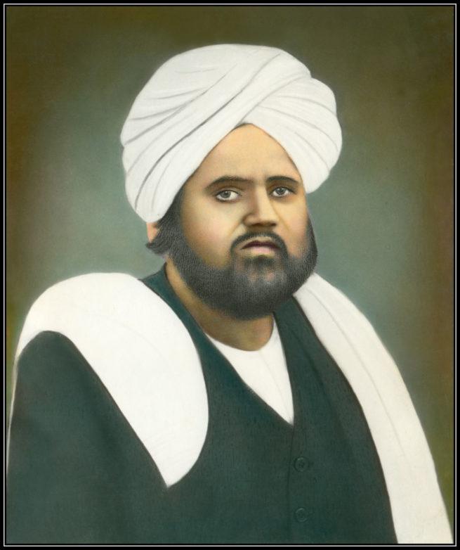Sheykh ul Islam Pir Mehr Ali Shah sahib Naqshbandi