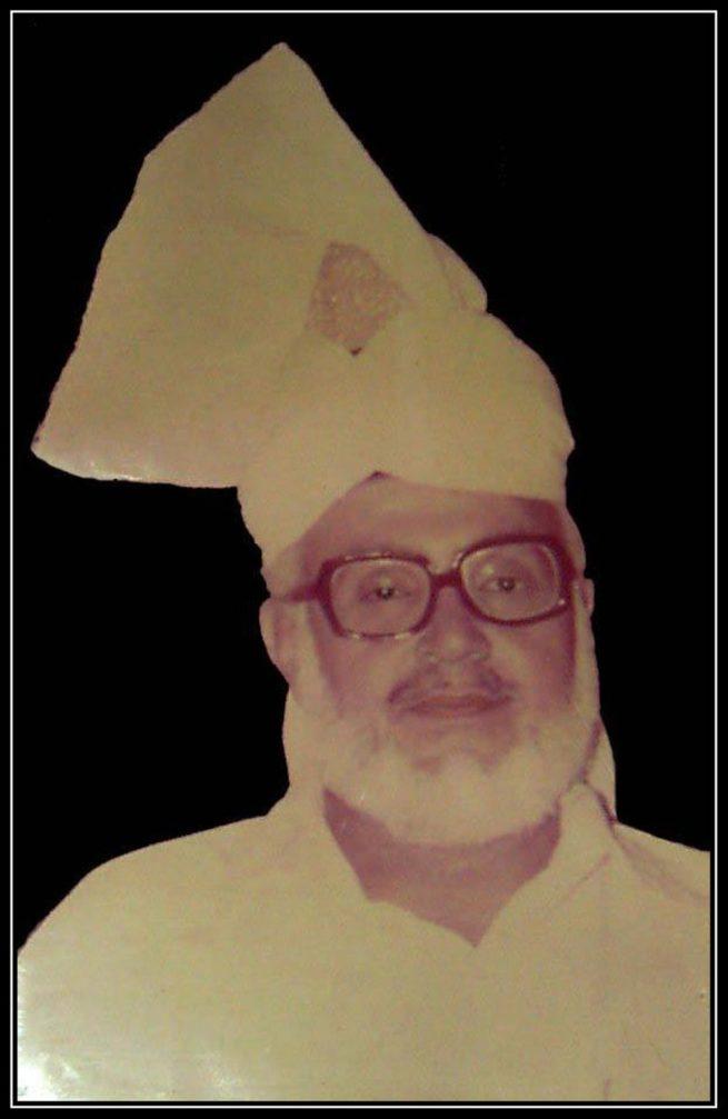 Pir Seyyed Hadi Hussain Shah Sahib Sajjada Nasheen