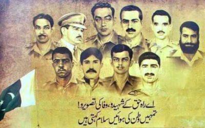 6 September 1965 Shaheed