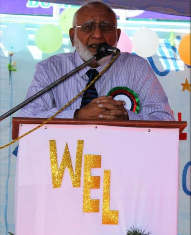 ADDRESS BY THE CHIEF GUEST