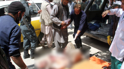 Afghanistan Accident