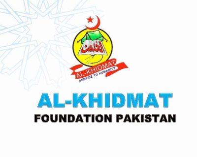 Al-Khidmat Foundation Pakistan