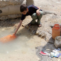 Aleppo Water Without