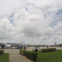 American Air Plane