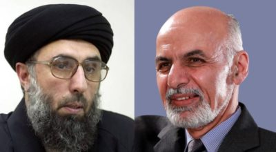 Ashraf Gani and Hekmatyar