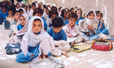 Balochistan School Students