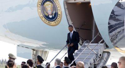 Barack Obama in China