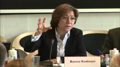 Basma Kodmani