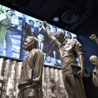 Black Americans History Museums Inauguration