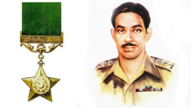 Captain Sarwar Shaheed