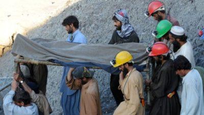Coal Mine Pakistan
