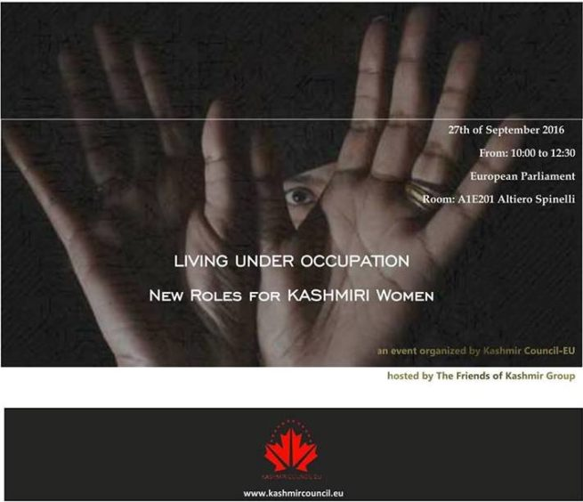 Conference on Role of Kashmiri Women