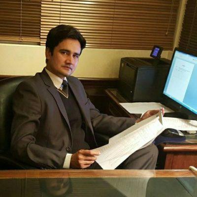DPO Mustansir Feroz