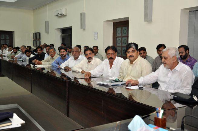 DPO Sheikhupura Conference