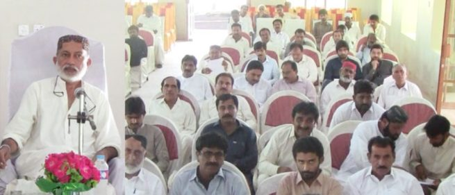 District Council  Badin Meeting