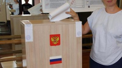 Elections in Russia