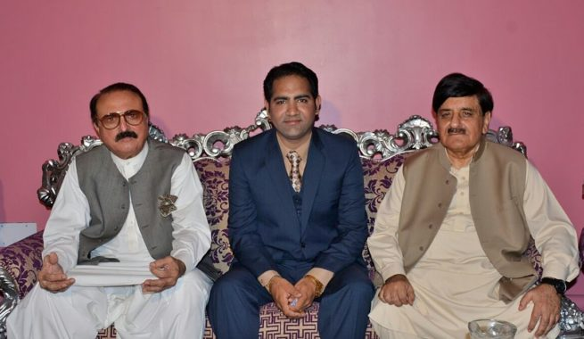 Faisal Mushtaq Bhatti Wedding Reception