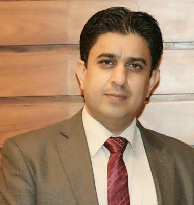 Ghazanfar Chaudhry Jamshed
