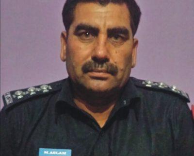Haji Mohammad Aslam