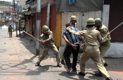 Human Rights Violations Kashmir