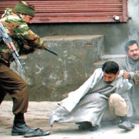 Indian Aggression in Kashmir