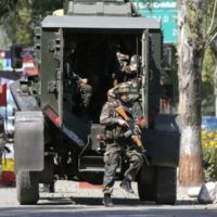 Indian Army Headquarter Attack