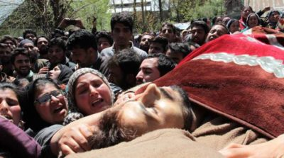 Indian Army Killing in Kashmir