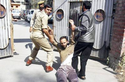 Indian Terrorism kashmir