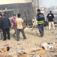 Iraq suicide bomb attack