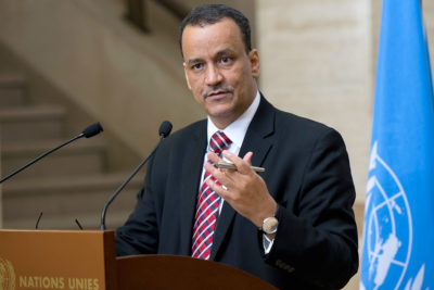 Ismail Ould Sheikh Ahmed