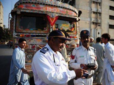 Karachi Traffic Police