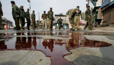 Kashmir Blood