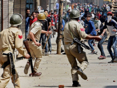 Kashmiris and Indian Army