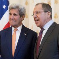 Kerry-Lavrov Meeting