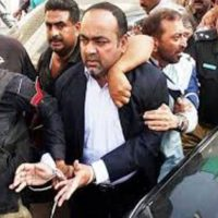 Khawaja Izhar-ul-Hassan Arrested